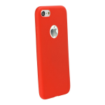 "Cover SOFT per iPhone 7, iPhone 8 e iPhone SE 2020 da 4.7"" - Rosso"